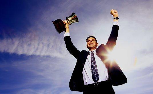Que significa soñar con el éxito