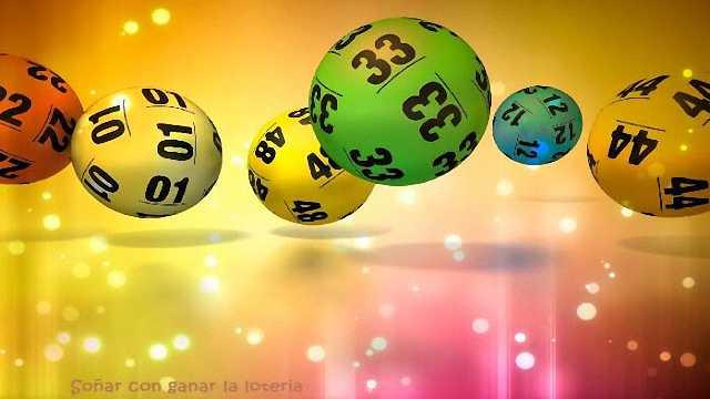 Que significa soñar con ganar la loteria