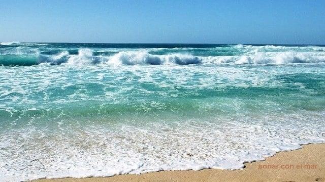 Que significa soñar con el mar