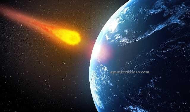 Significado de soñar con asteroides