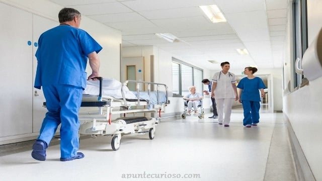 Significado de soñar con hospital
