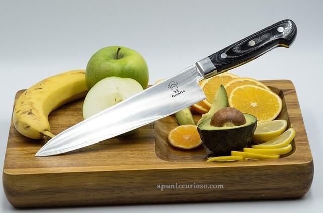 Significado de soñar con cuchillos