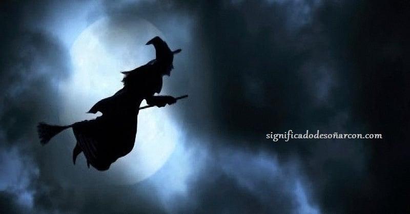 Significado de soñar con brujas